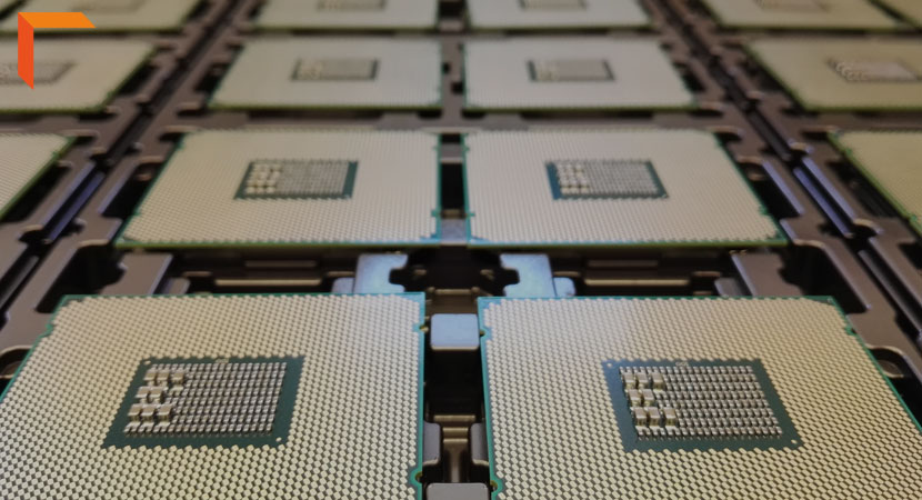 Image of CPUs